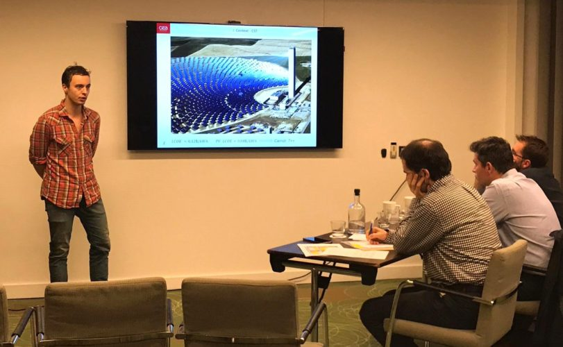 STARS Solar Thermal European Master - Presentations days 2019
